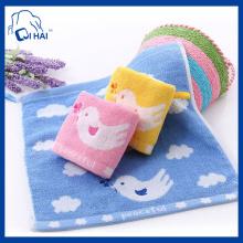 Algodão toalha de mão jacquard (qh112)