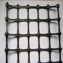 Geogrid plástico negro biaxial de los PP con precio competitivo