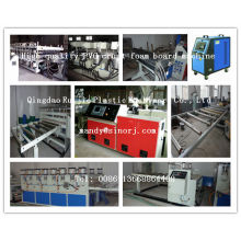 PVC Crust board making machine/PVC crust board machine
