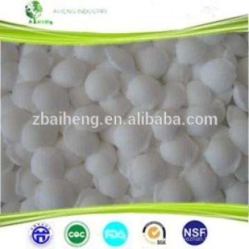 99,5% de anidrido maleico como plastificante na indústria de plásticos