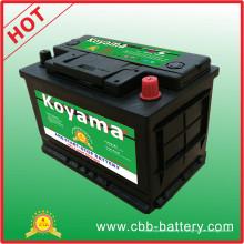 High Performance Mf AGM Start-Stop batterie de voiture Bci48