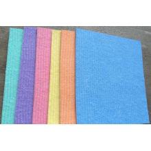 100% губка ткань для очистки моющийся чистящие салфетки целлюлозы