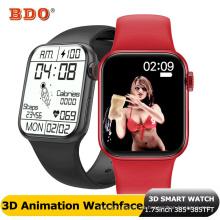 NB Plus Smartwatch Fitness Bracelet 3D Dynamic