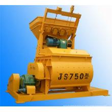 De alta tecnología JS750 mezclador de hormigón Precio de la máquina en la India