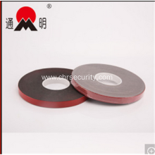 High Quality Double Sided Adhesive Permanent Red Film Foam Tape