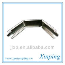 precision stamping corner metal holder with nickel coated