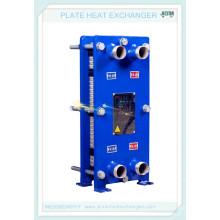 Swep Substituição Microchannel Hydronic Plate Heat Exchanger