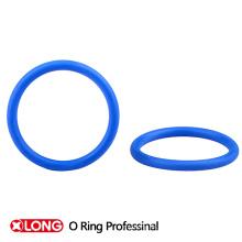 Blue Fvmq Gummi O Ring Dichtung für statische Anwendung