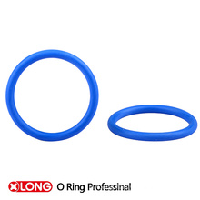 Blue Fvmq Rubber O Ring Seal for Static Application