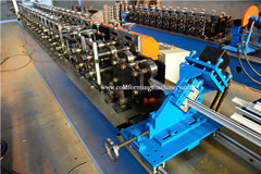 Cross Tee Bar Cold Forming Machine