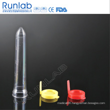 20*103mm Urine Tube with Sediment Bulb