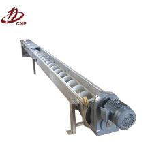 Transporte de parafuso flexível do cimento espiral quente da venda para o cimento do silo
