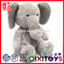 CE best selling custom plush animal elephant shaped body pillow for children