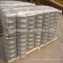 1/4''--4''Galvanized Welded wire mesh (Direct factory)