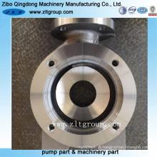 De aço inoxidável / titânio / aço carbono ANSI Goulds 3196 peças da bomba