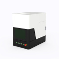 Mini máquina de marcado láser de fibra de pulsera de plata de alta precisión