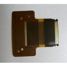 Placa de circuito impresso flexível do único lado