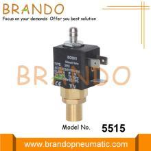 Válvula solenóide de bronze para cafeteira 220VAC para vapor
