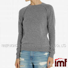 Обычная атмосферная зимняя шерстяная свитера для девочек