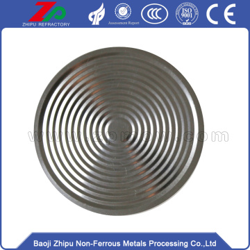 SS 316L diaphragm seal for pressure gauge