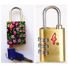 Tsa Combinaton Padlock, Master Key Lock, Tsa-2003-1