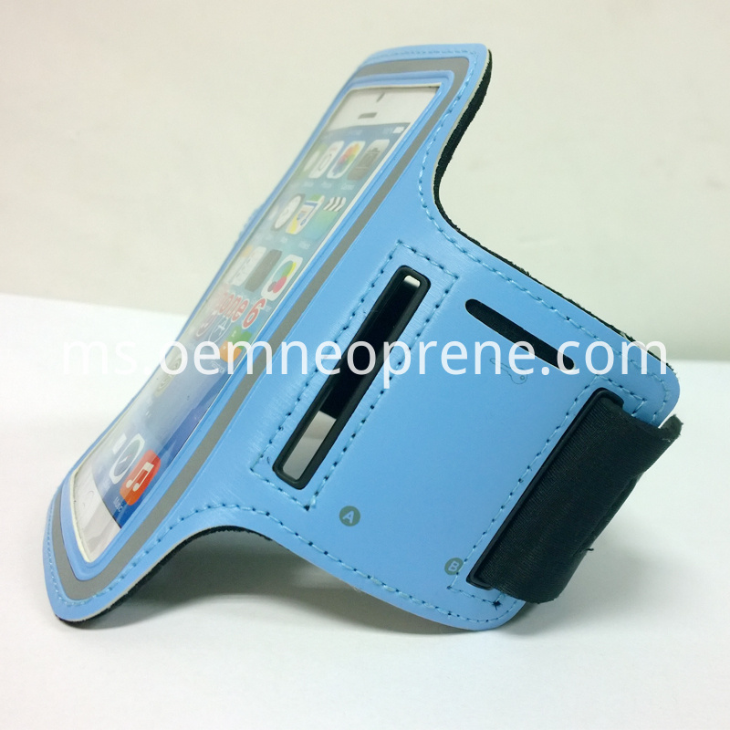 Alt Blue Waterproof Armband