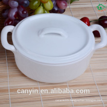 wholesale Eco-friendly Certification Ceramic bakeware dinnerware set ,large stock