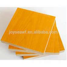 particle board/chipboard/melamine particle board