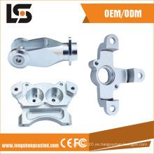Piezas de mecanizado CNC de precisión personalizadas de fabricación de metal