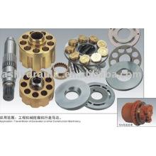 GM de GM05VL, GM06VL, GM05VA, GM07VA, GM08, GM09, GM10, GM23, GM24, GM30, GM35, excavadora GM38 viajar las piezas del motor