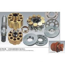 GM of GM05VL,GM06VL,GM05VA,GM07VA,GM08,GM09,GM10,GM23,GM24,GM30,GM35,GM38 excavator travel motor parts
