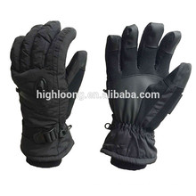 Cheap PU palm best-selling ski glove