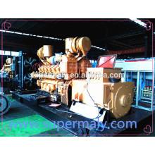 Groupe électrogène diesel 1900kva Jichai11520kw
