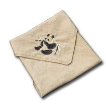 Tierstickerei Taschentücher Frauen und Männer Taschentuch