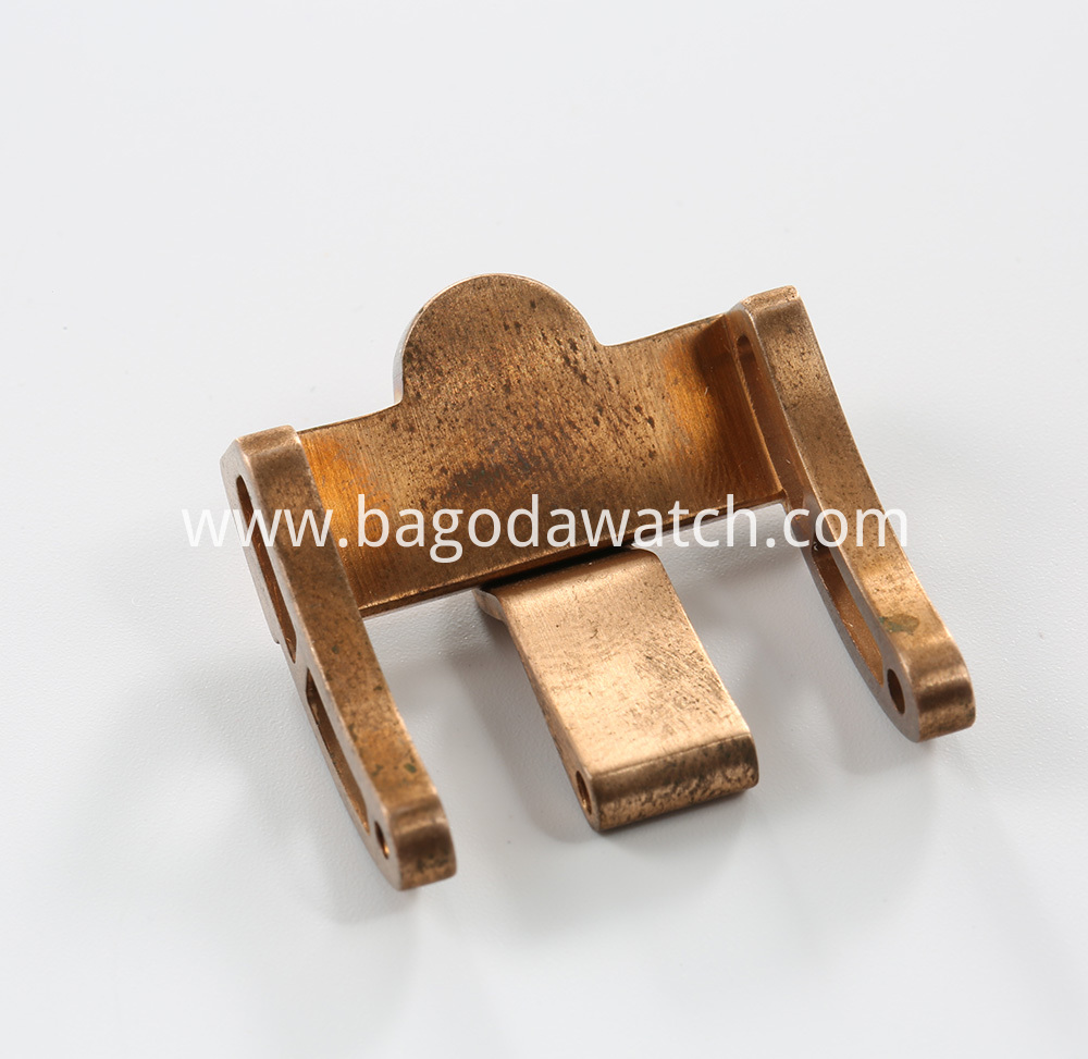 26mm Bronze Buckle
