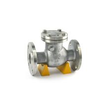 JKTL hot sale rubber balls for flange swing y spring check valve dn700