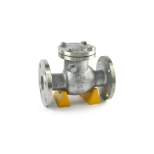 JKTL hot sale rubber balls for flange swing y spring check valve dn700