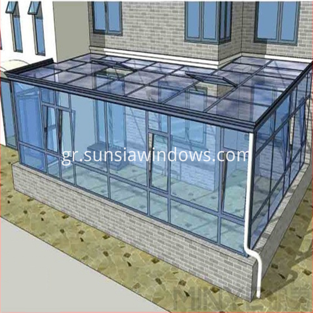 Aluminum Lowes Sunroom