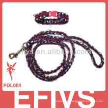 2015 7 collar de perro de nylon del paracord del soporte para la venta