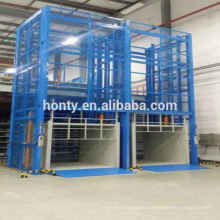 2017 New used Cargo Delivery Lift warehouse freight elevator for sale