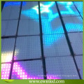 2016year Hot Sales 3D Illusion Mirror Infinity LED Dance Floor