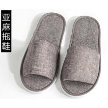 Zapatillas de hotel minimalistas de alta gama