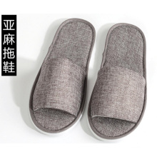High-End minimalist hotel slippers
