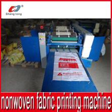 Máquina de impresión de bolsas de rollo de tela no tejida Fabricante