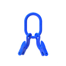 G100 Master Link with Double Grab Hook for Adjust Chain Length Connecting Link Alloy Steel