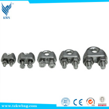 SUS 430F stainless steel glass clamp
