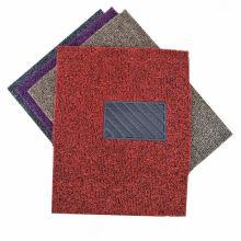 Accessoires de voiture tapis de sol tapis de tapis auto