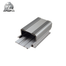 waterproof outdoor 172mm aluminium box for electronics