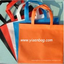 Фабрика оптом нетканые сумка с Подгонянные логос (YSNB06-005)