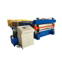 XF Double Deck IBR Roofing Roll Forming Machine